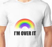 Over It Rainbow Unisex T-Shirt