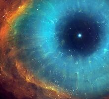 Eye of the universe  by jeevin