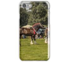Shire Horse Show iPhone Case/Skin