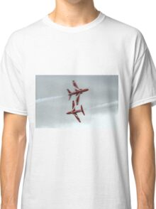 Red Arrows Cross Classic T-Shirt