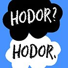 Hodor in our stars by remohd