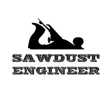 Sawdust Engineer by AmazingMart