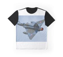 Mirage 2000N Nuclear Strike Aircraft Graphic T-Shirt