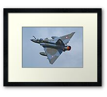 Mirage 2000N Nuclear Strike Aircraft Framed Print