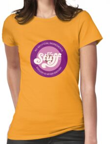The Stuff Womens Fitted T-Shirt