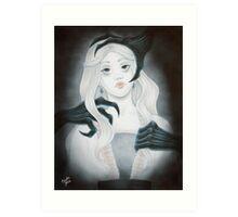 Beautiful Nightmare Art Print