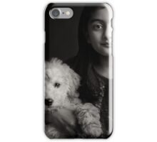 Best Friends Forever BW iPhone Case/Skin