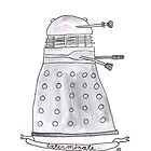 Doctor Who - Exterminate. by whatthefoucault