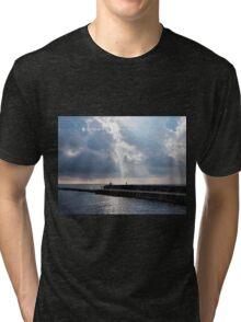 Morning Light At The Cobb Tri-blend T-Shirt