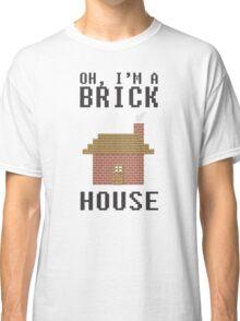 Minecraft - Brick House Classic T-Shirt