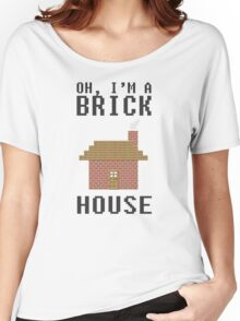 Minecraft - Brick House Women's Relaxed Fit T-Shirt