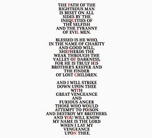 Pulp Fiction - Ezekiel 25:17 T-Shirt