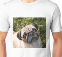 pug fawn Unisex T-Shirt