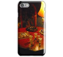 By lamplight iPhone Case/Skin