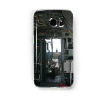 Old Helicopter Samsung Galaxy Case/Skin