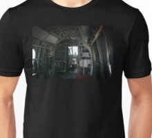 Old Helicopter Unisex T-Shirt