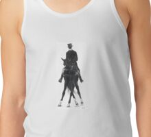 The Dance - Dressage Horse Tank Top