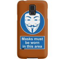 Health And Safety In An Alternate Future Totalitarian State Samsung Galaxy Case/Skin