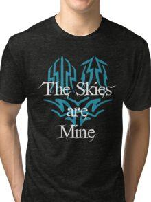 The Skies Are Mine Kaladin Sanderson Tri-blend T-Shirt