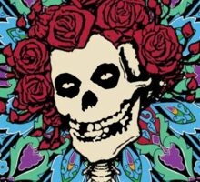 Hateful Dead - Misfits & Grateful Dead Mashup Sticker