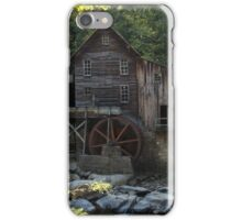 Babcock State Park iPhone Case/Skin