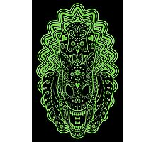 Alien of the dead Photographic Print