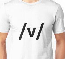 /v/ 4chan Board Video Games Gaming Unisex T-Shirt