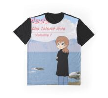 Maddie on the Island Hue - Volume 1 (Front Cover) Graphic T-Shirt