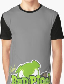 Piggi: Sneak Graphic T-Shirt