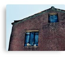 Pigeon Roost Canvas Print