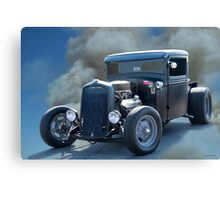 1932 Ford 'Out Ratgeous' Pickup Canvas Print
