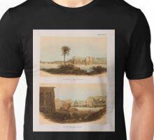0136 Ansicht der Insel Konosso von Süden Ansicht der Insel Bigeh von Osten Unisex T-Shirt
