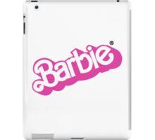 Barbie iPad Case/Skin