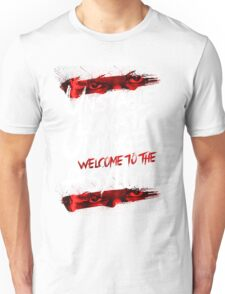 Welcome To The Asylum Unisex T-Shirt