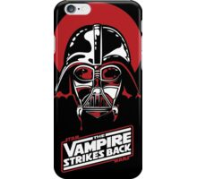 the Vampire Strikes Back Vader iPhone Case/Skin