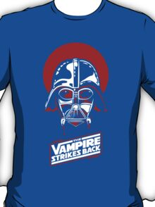 the Vampire Strikes Back Vader T-Shirt