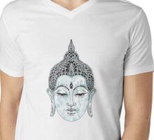 Buddha mandala Mens V-Neck T-Shirt