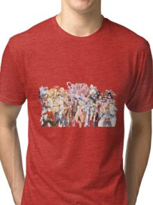 """""""Tales of"""" Group  Tri-blend T-Shirt"""