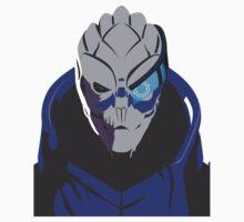 Mass Effect - Garrus Vakarian (NO TEXT) by toasterpip