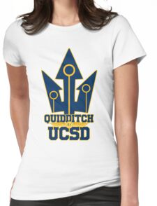 UCSD Magical Sports Swag Womens Fitted T-Shirt