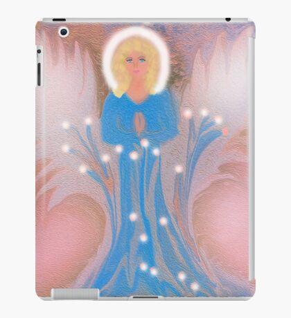 Earth Angel by Sherri Of Palm Springs iPad Case/Skin