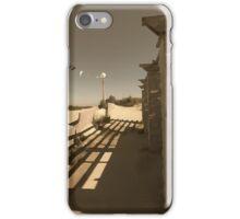 Beach Lines iPhone Case/Skin