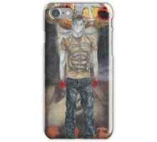 What a piece of work is man.  iPhone Case/Skin