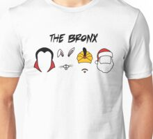 The Bronx - Characters (Arrest Line Up) Unisex T-Shirt