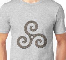 TRI SKELL I Unisex T-Shirt