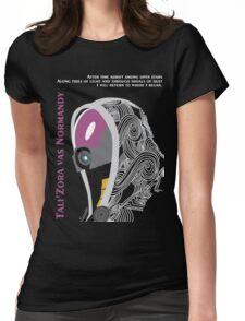 Mass Effect - Tali'Zora vas Normandy T-Shirt