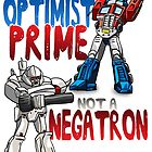 Optomist Prime - Negatron by EJTees