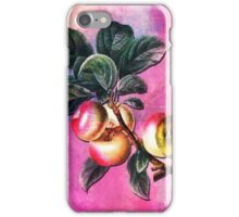 APPLE TIME AGAIN iPhone Case/Skin