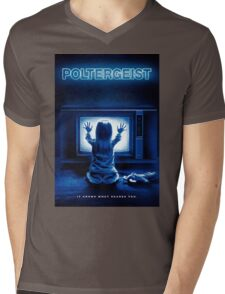 Poltergeist Mens V-Neck T-Shirt