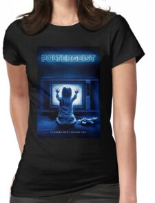 Poltergeist Womens Fitted T-Shirt